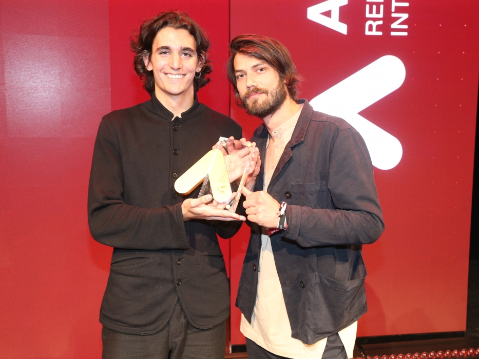 Faces on TV und Tamino gewinnen ANCHOR 2018