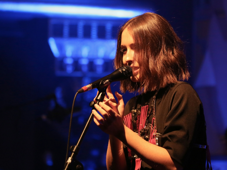 Alice Merton und First Hate