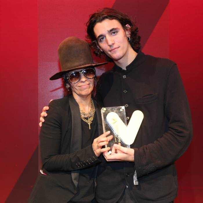 Linda Perry and Tamino