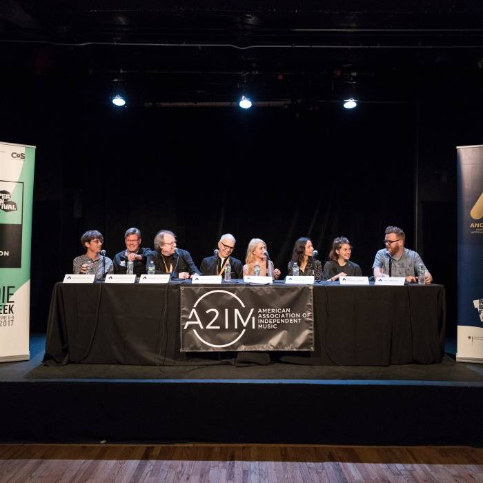 ANCHOR 2017 press conference at A2IM Indie Week New York I @ Caroline Dorn